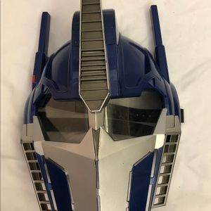 Talking Transformers Optimus Prime Light Up Mask